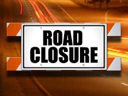 Short-term road closures planned for early hours Thursday, April 30