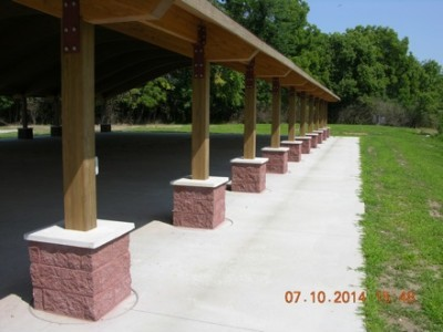 Cordova Park Picnic Shelter - After