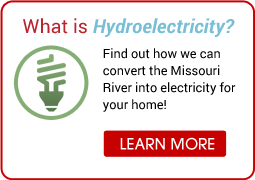 What is Hydroelectricity Button